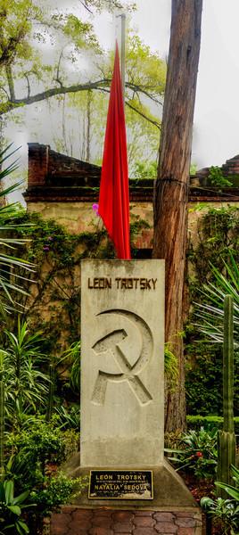 Leon Trotsky Tomb