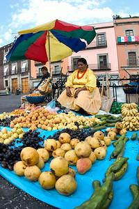 fruitas de la mujer