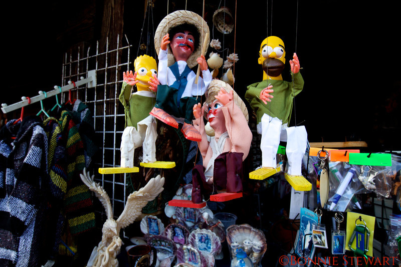 Puppets in the Market