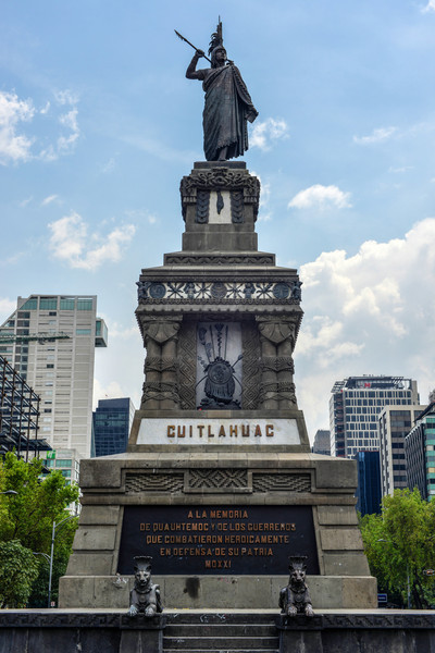 Monument to Cuitláhuac