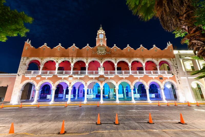 City Hall - Merida, Mexico