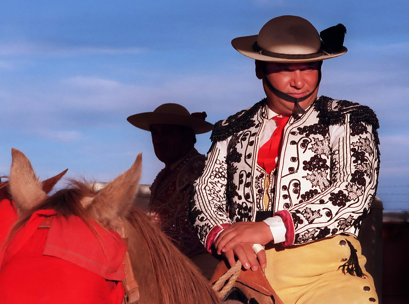 Picadors, Nuevo Laredo, Mexico. 1996