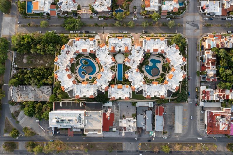 Housing Complex - Cancun, Mexico