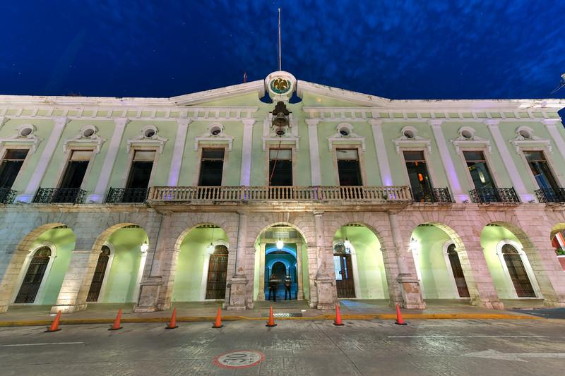 Palace of Government - Merida, Yucatan