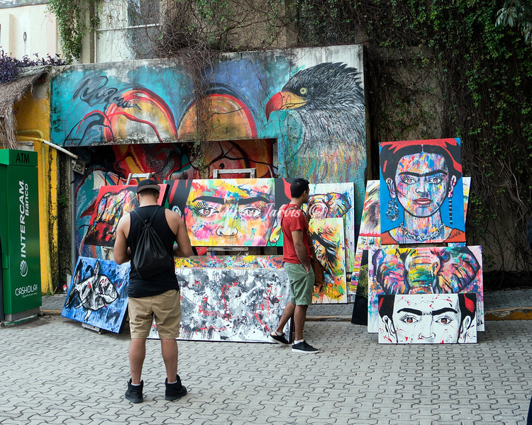 Playa del Carmen art-C02473
