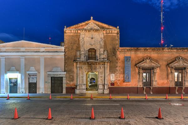 Casa Montejo - Merida, Mexico