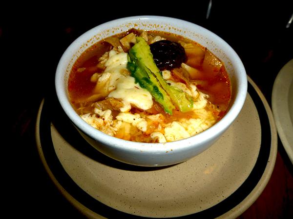 Sopa Azteca - Eat in Mexico