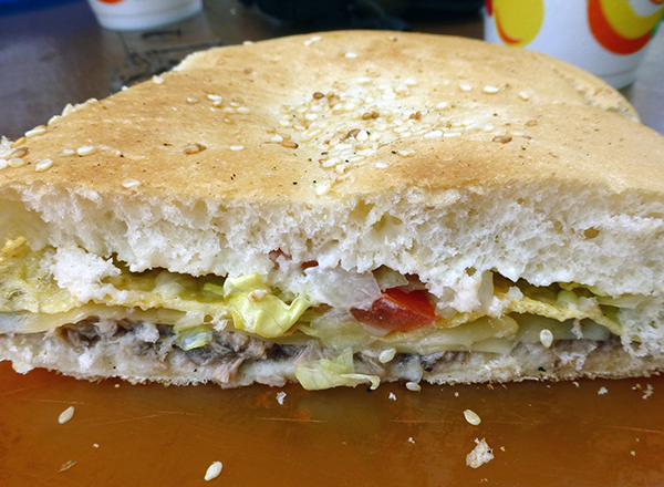 Torta - Eat in Mexico