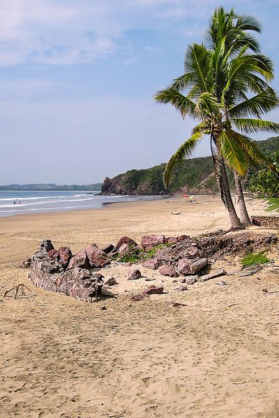 Beach at Boca de Iguana