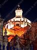 Mexico - DF - centro - Zocalo - cathedral - dome