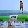 Carnival Triumph Cruise - Progresso - Cozumel - Isla Pasion - Billy Harbour jumping (Model release available) - by Dave Harbour