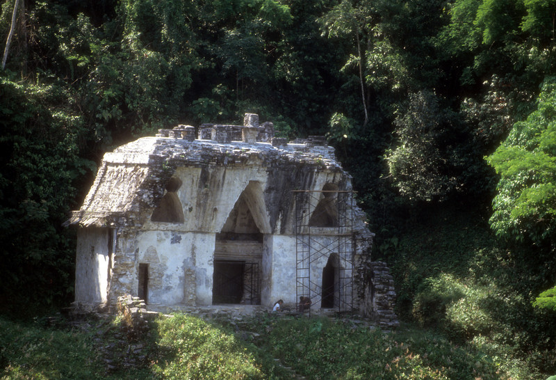 Priest house Palenque