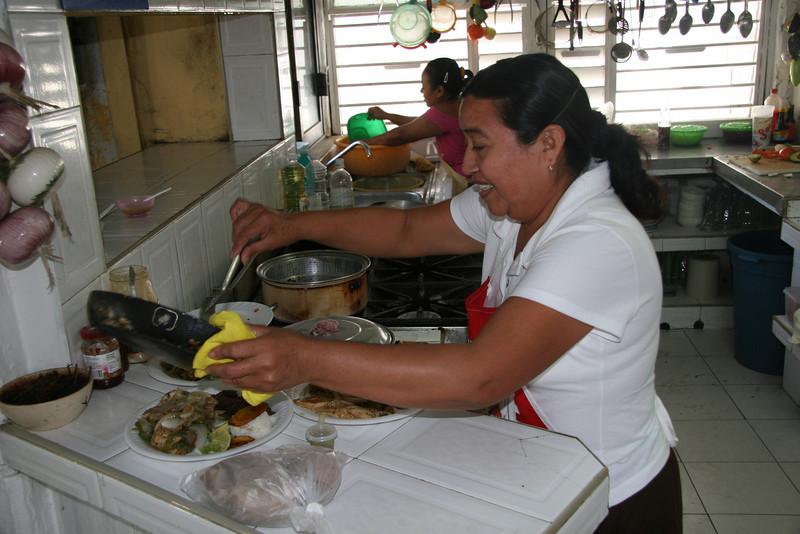 conchita cooks