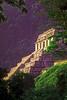 Temple of the Sun, Palenque, Chiapas Mexico