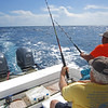 Fishing off the coast of Quintana Roon