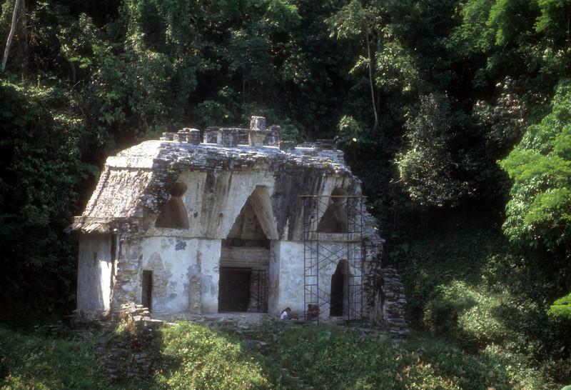 Priest house Palenque