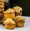 • The ship's food galley<br /> • Delicious muffins