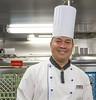 • The ship's food galley<br /> • Putu Mahesa - Head chef