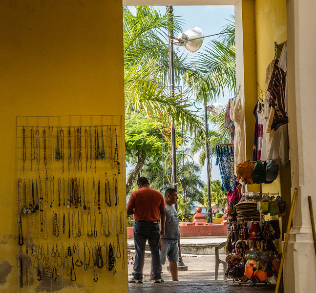• Location - Cozumel<br /> • Local vendors looking for customers