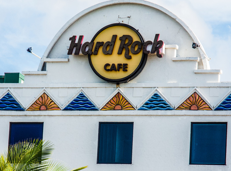 • Location - Cozumel<br /> • They even have a Hard Rock Cafe in Cozumel