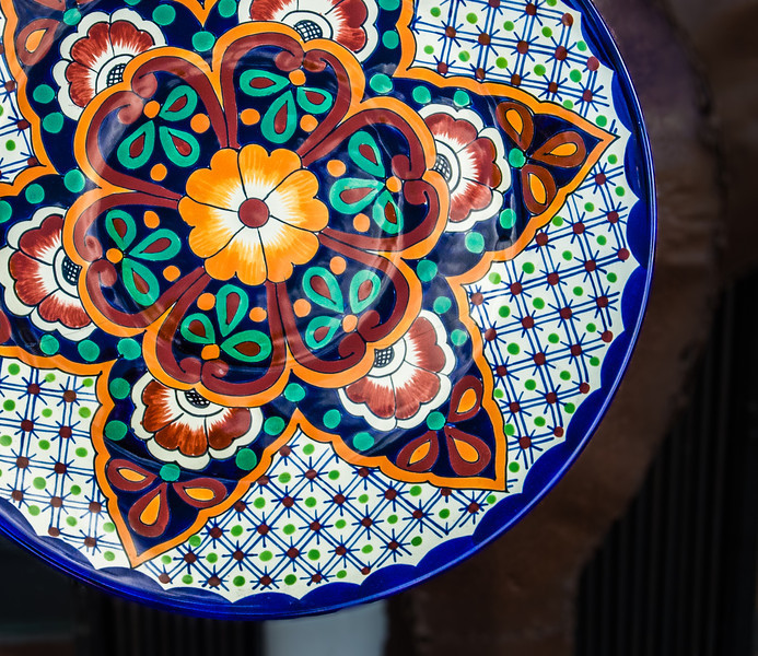 • Location - Cozumel<br /> • Interesting Art ceramic piece