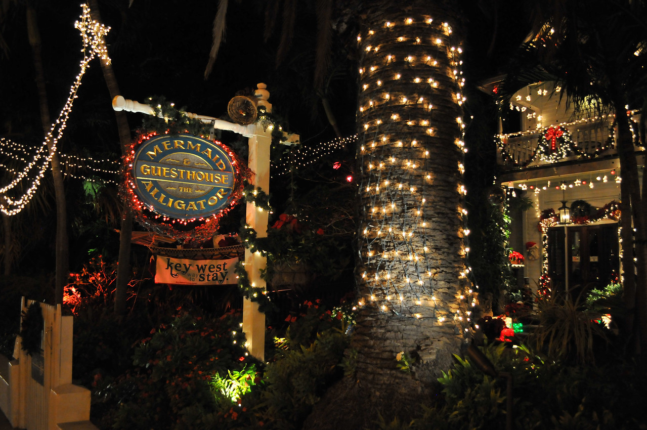 Christmas in Key West - December 2012