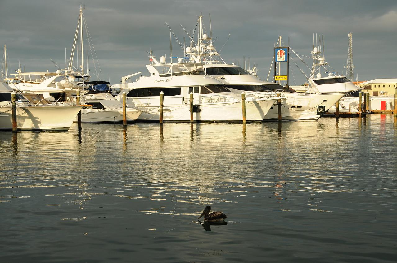 Harbor at Key West, Florida - December 2012