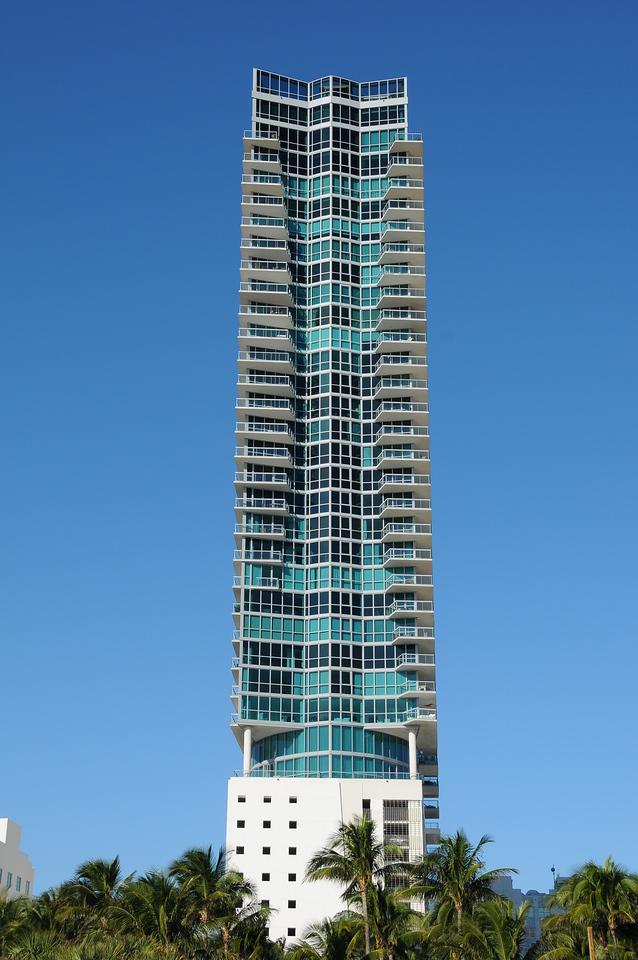 Views along Ocean Drive - December 2012