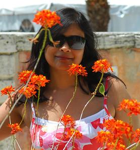 Some girl at Viscaya..