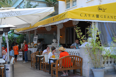 Cafes in South Beach