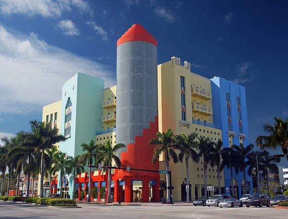 South Beach: Art Deco District