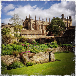 Christ Church College Cathedral, Oxford (May, 2014)