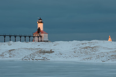 Michigan City Glow