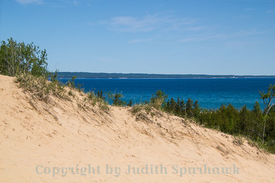 Sleeping Bear Dunes Lakeshore, Michigan