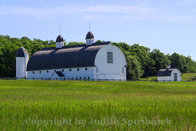 Barn at Sleeping Bear