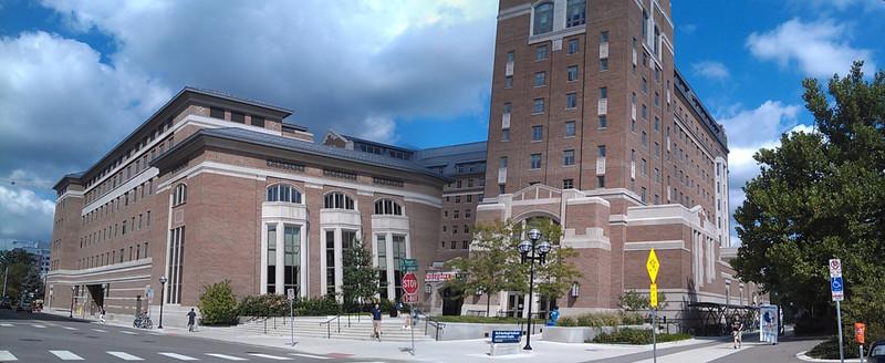 School of Information Pano, University of Michigan