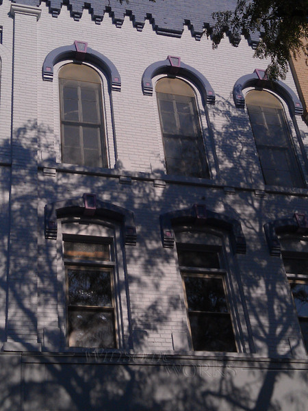 Building in downtown Ann Arbor