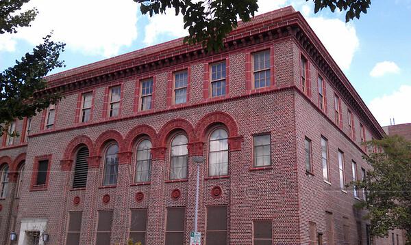 Building on E. Washington St., Ann Arbor