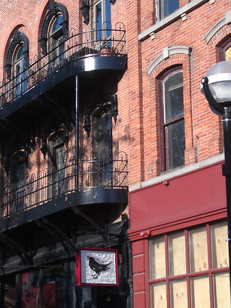 The Raven's Club, Ann Arbor