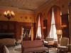 Lounge in women's dorm, U of M