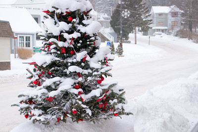 Christmas in Northern Michigan