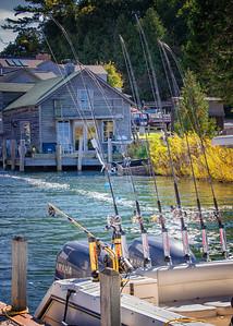 Fishing Rods in Fishtown