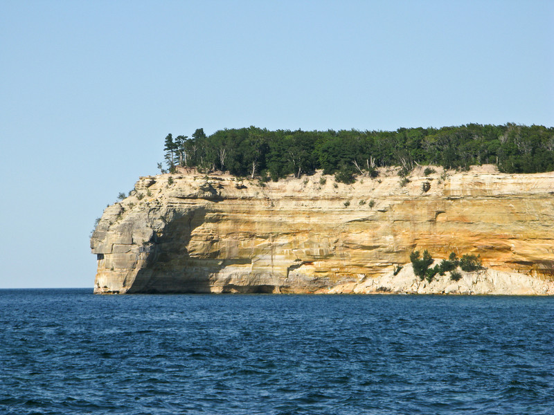 Pictured Rocks National Lakeshore (Indian Head Point)