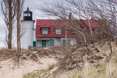 Pointe Betsie Lighthouse