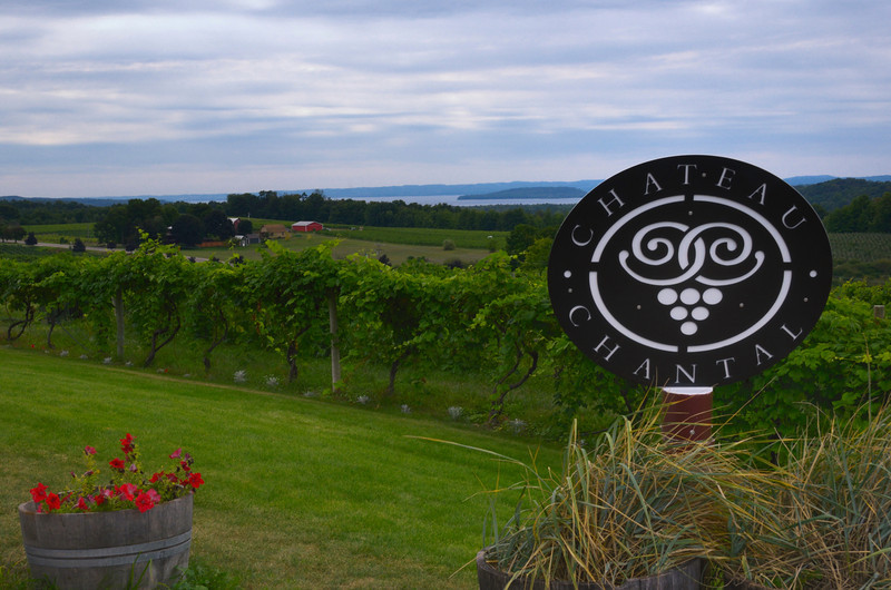 French Winery in Michigan
