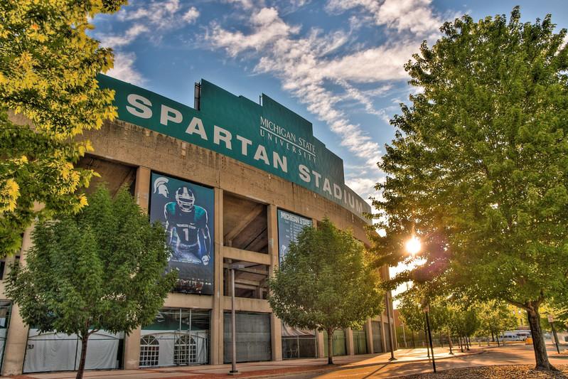 Spartan Sunrise