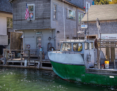 The Joy Fishing Boat