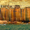 A Slice of Pictured Rocks