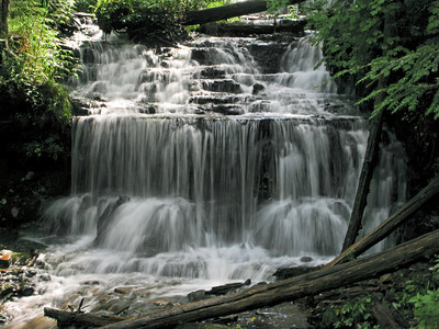 Munising waterfall (1)