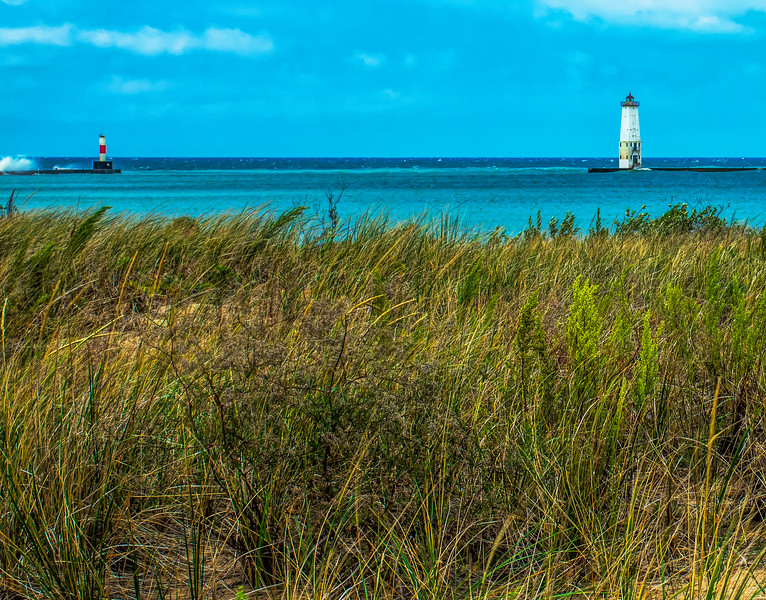Frankfort Michigan Lighthouse